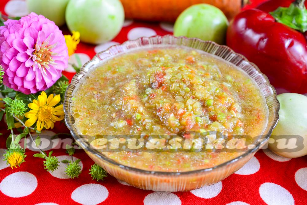 салат на зиму объедение рецепт