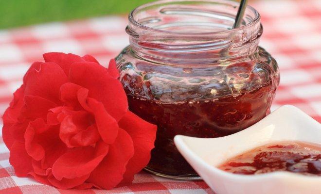 Как сделать розовое варенье в домашних условиях рецепт