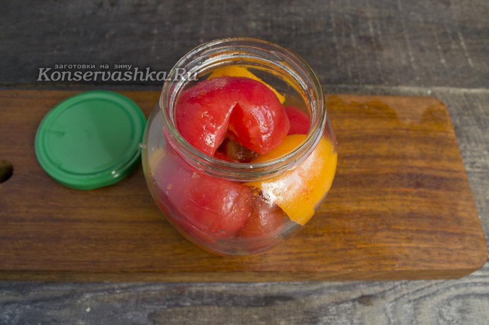 Уксус в томатный сок