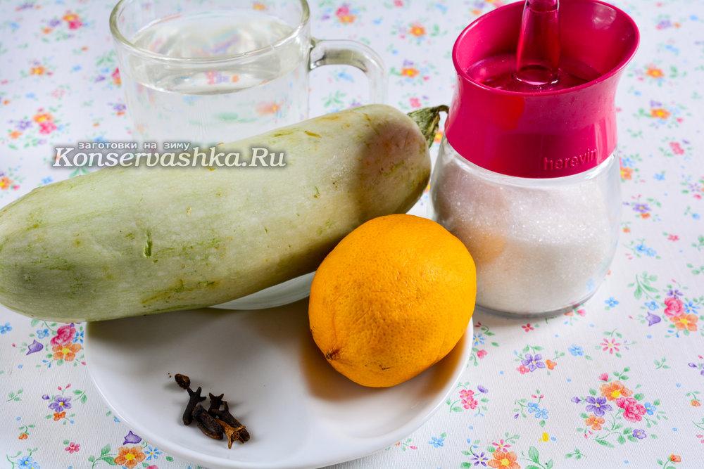 Как сделать компот из кабачков со вкусом ананаса
