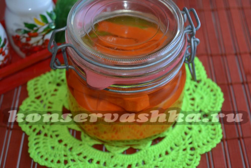 тыква рецепты приготовления на зиму салаты