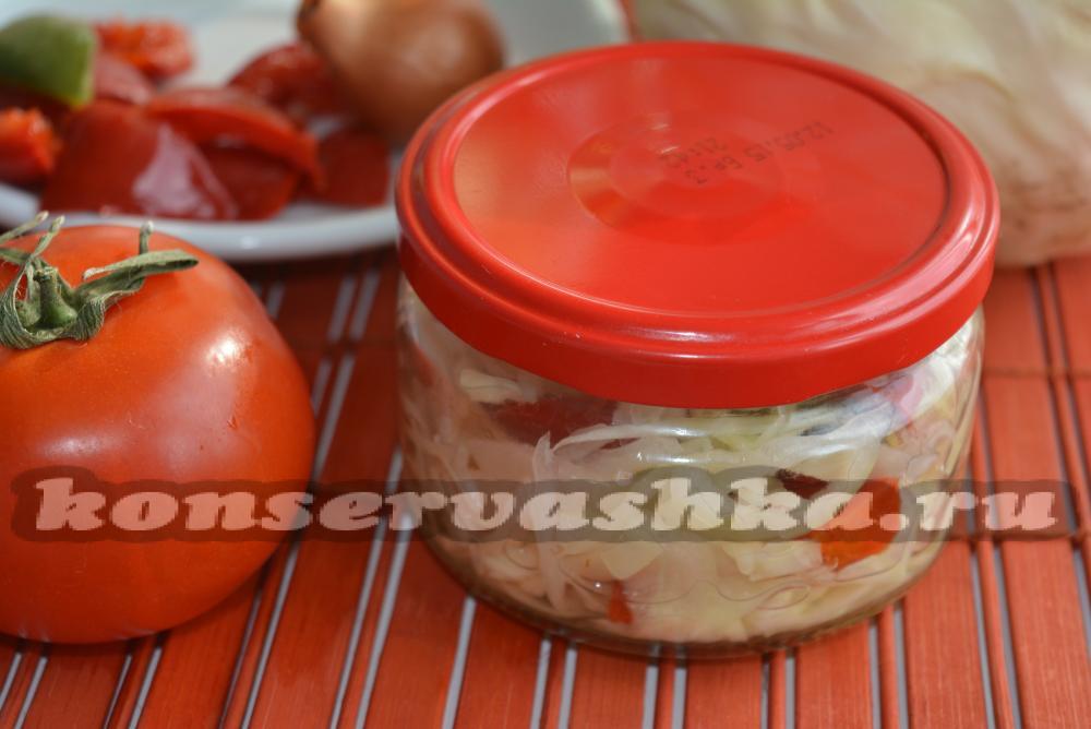 рецепт кубанского салата с огурцами