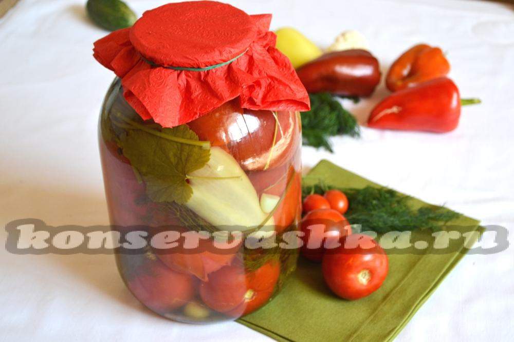 Перец салат на зиму рецепт с