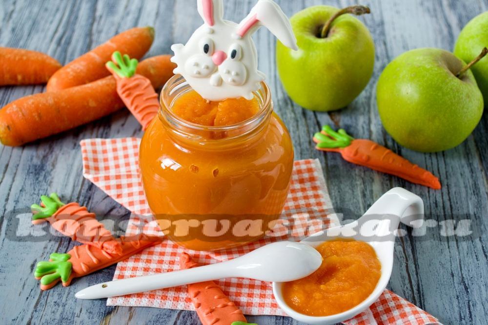 Как приготовить яблочное пюре на зиму
