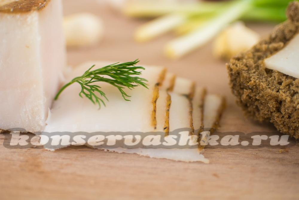 рецепт приготовления вкусного сала в духовке