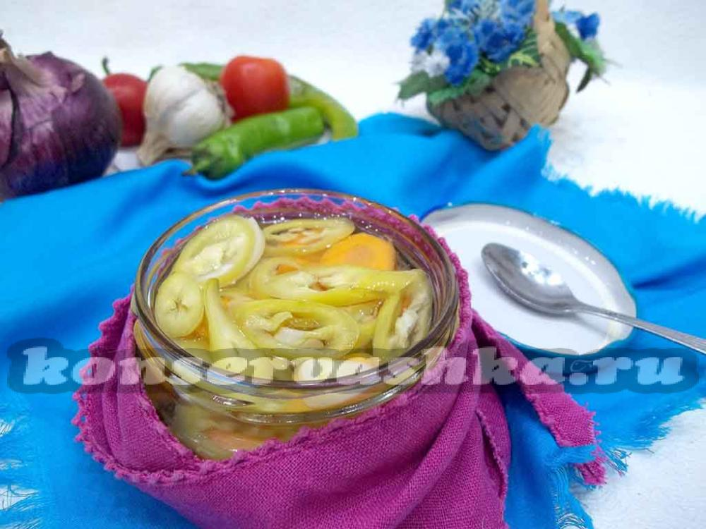 горький перец на зиму рецепты приготовления