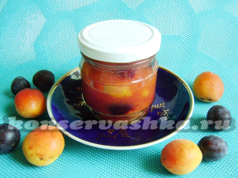 варенье из абрикос пошаговый рецепт с картинками