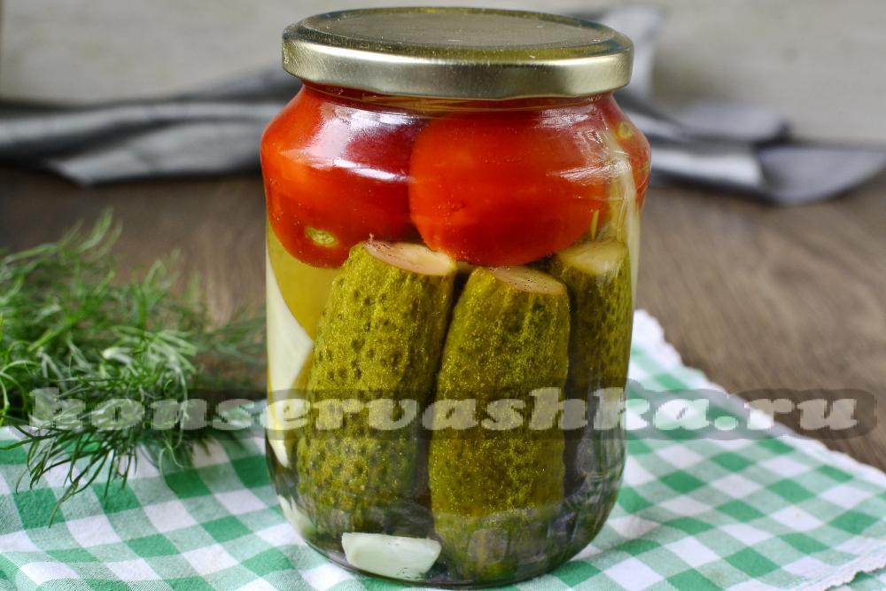 Рецепты салатов из огурцов вкусные и простые на зиму с фото