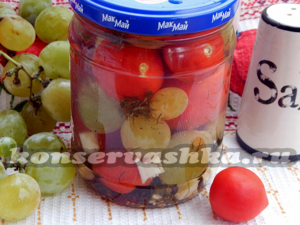 Виноград на зиму рецепты пальчики оближешь