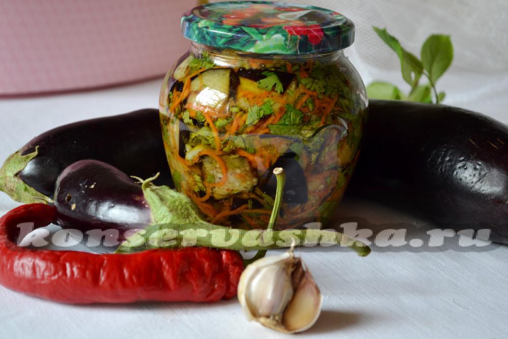 Зеленый баклажан рецепт