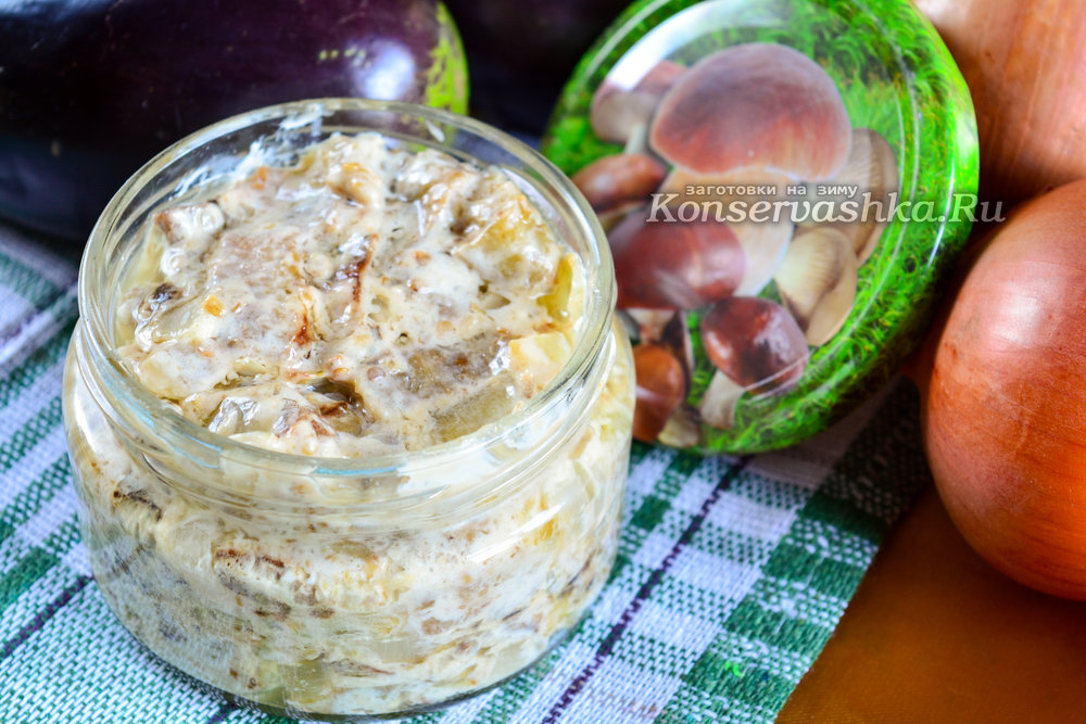 Рецепт баклажаны как грибы с майонезом на зиму рецепты с фото пошагово