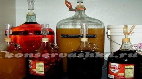 приспособление для приготовления вина в домашних условиях