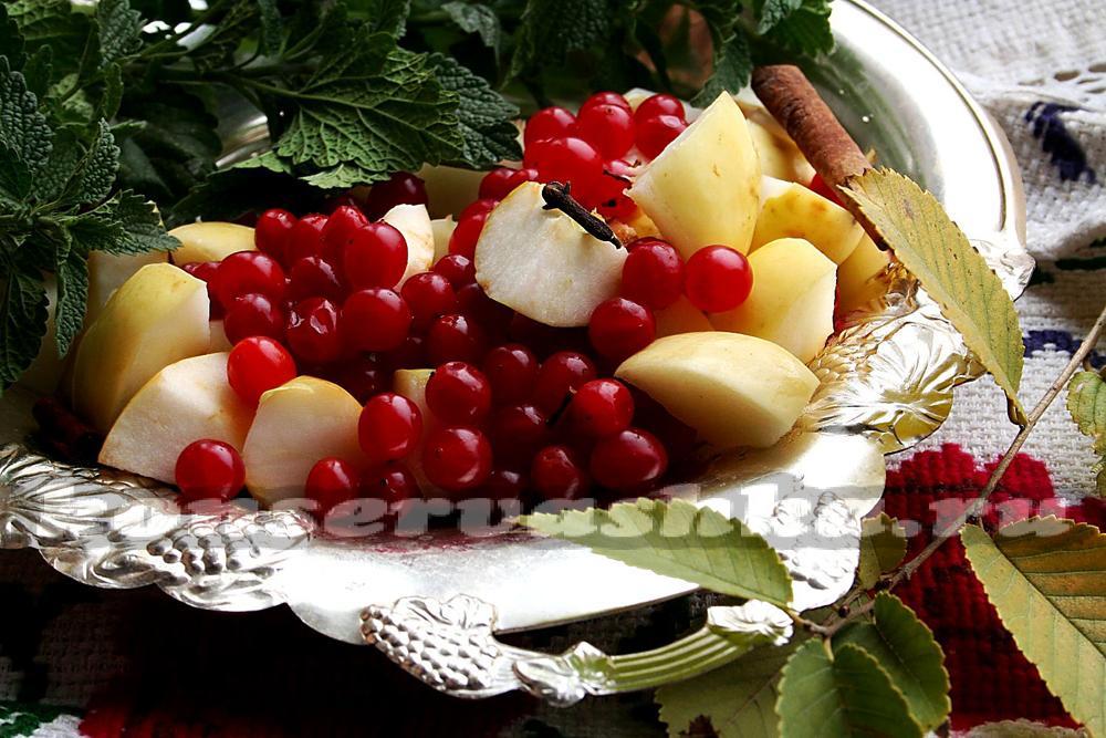 Болгарский перец с зелеными помидорами на зиму