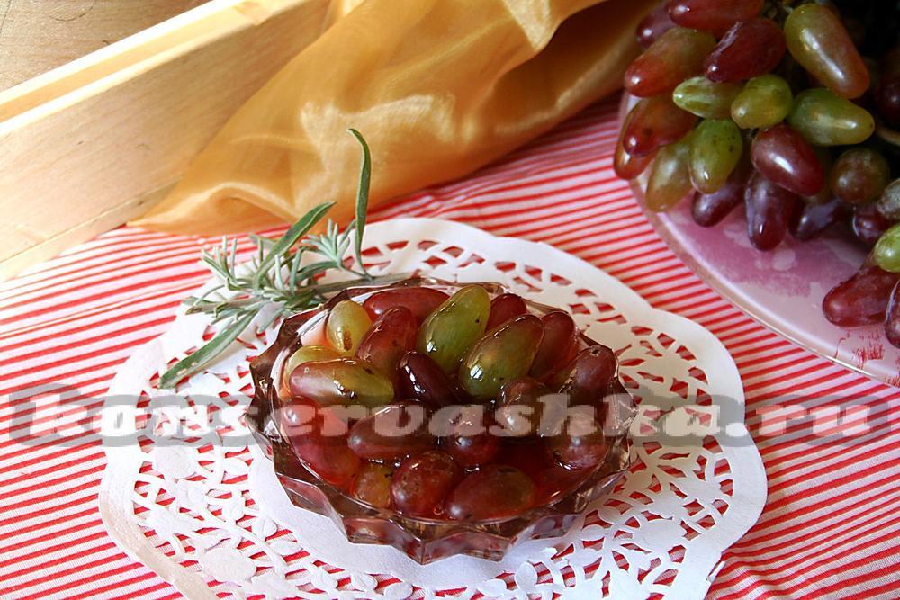 Варенье из винограда с картинками