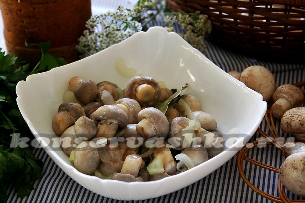 Коровники грибы рецепт