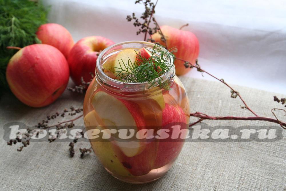 Полезны ли яблоки из компота