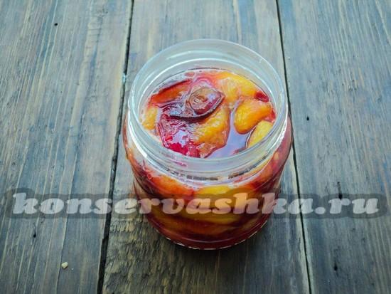 Варенье из сливы с апельсином: рецепт с фото